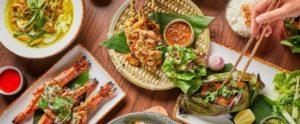 Air fryers cook southeast asian meals